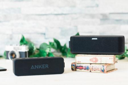 Anker Soundcore2と一緒に使いたいサービス